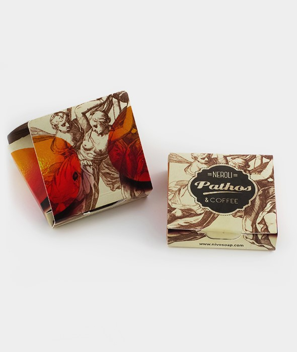 Nivo Soap Pathos Neroli & Coffee