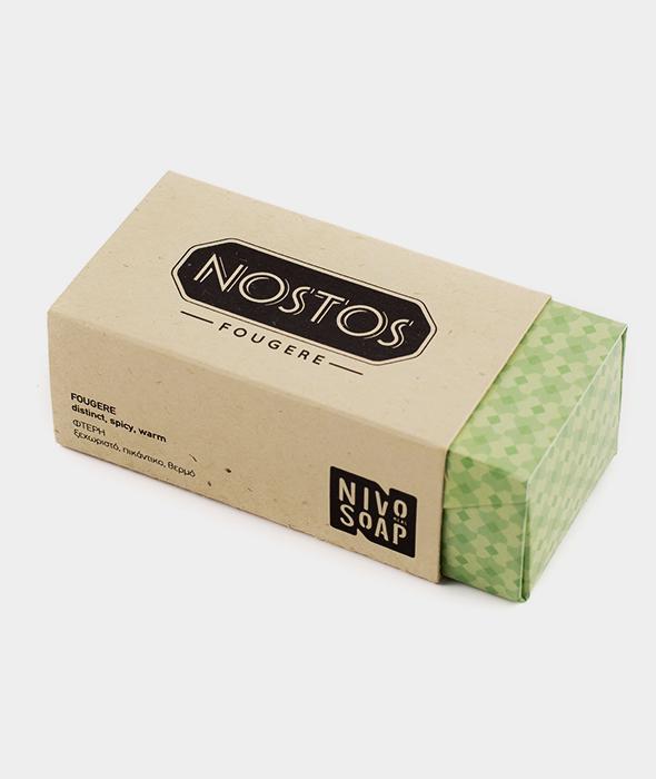 Nivosoap Nostos Fugere Soap Bar