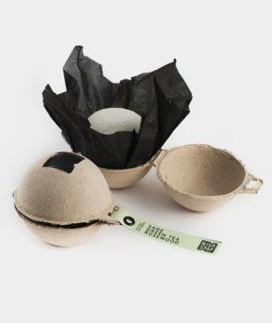 Bath Bomb Sage Green Tea Rosewood