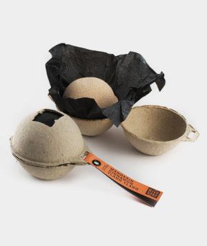 Bath Bomb Mandarin Cinnamon Ylang Ylang