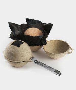 Bath Bomb Sandalwood Black Pepper Myrrh