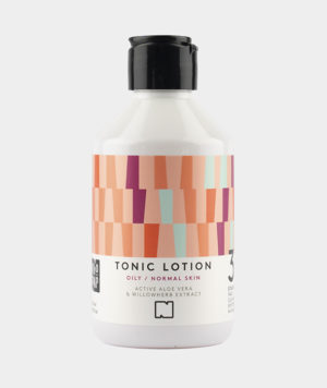 Nivo Soap Tonic Lotion Oily Normal Skin Aloe Vera & Willowherb