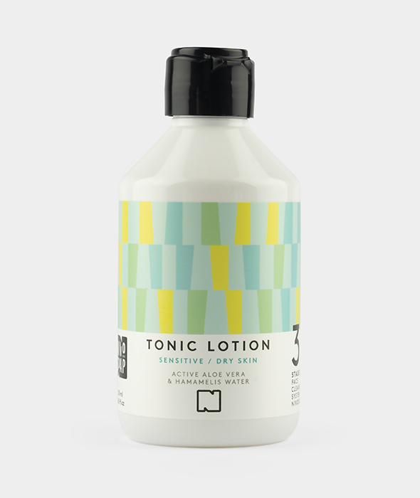 Nivosoap Tonic Lotion for Sensitive/Dry Skin