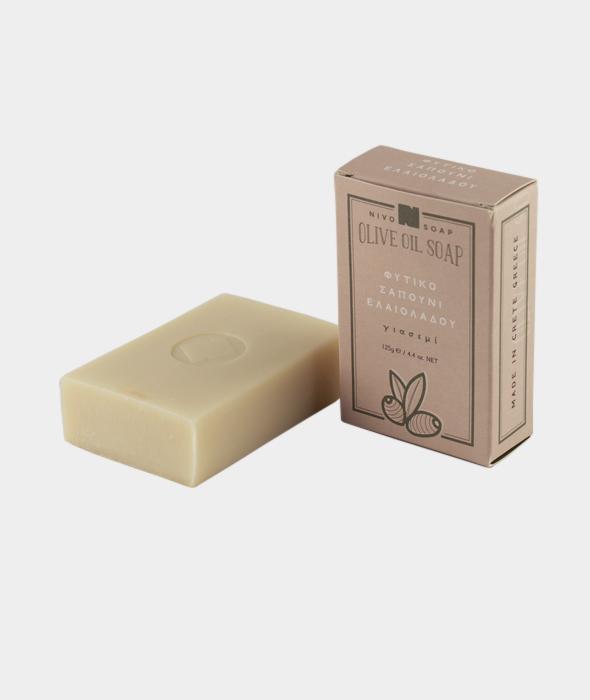 Olive Oil Jasmin Soap Bar
